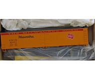 модель Athearn ATH5333 50' деревянный экспресс-рефрижератор, принадлежность Milwaukee. Набор для сборки (KIT).