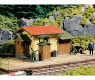 модель Auhagen 11322 Будка железнодорожника