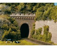 модель Auhagen 11342 Портал туннельный однопутный 2 шт + 4 стенки
