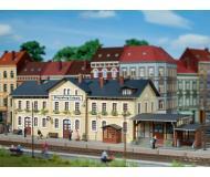 """модель Auhagen 11346 Вокзал """"Klingenberg-Colmnitz"""" 400x130x130 мм."""