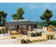 """модель Auhagen 11353 Комплекс обработки древесины """"Span & Co."""""""