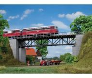 модель Auhagen 11364 Мост с опорами 327x65x110 мм.