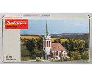 модель Auhagen 11370 Церковь  180х130х290
