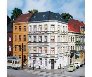 модель Auhagen 11398 Угловой дом ул. Шмидтштрассе, №25