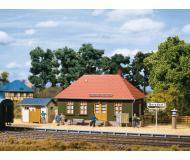 """модель Auhagen 11407 Сельская станция """"BORSDORF"""""""