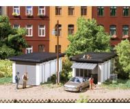 модель Auhagen 11420 Два сборных гаража
