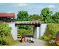 модель Auhagen 11428 Мост однопутный, l=206 мм.
