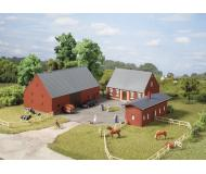 модель Auhagen 11439 Ферма (3 строения)