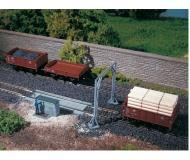 модель Auhagen 13313 Вагонные весы с проверкой габарита 83х45х22 12х57х50 ТТ