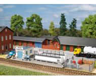 модель Auhagen 13326 Станция для заправки дизельным топливом, 150х70х31мм.