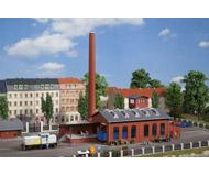 модель Auhagen 13341 Здание фабрики, 300x155x290 мм.