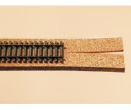 модель Auhagen 41161 Балласт пробковый, 4 двойных полосы 500х25х5мм.
