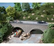 модель Auhagen 41589 Мост автомобильный