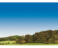 модель Auhagen 42511 Задний фон. Лесистые холмы. 3 секции, 95х95 см.