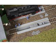 модель Auhagen 43561 Смотровая канава, 2 шт,100х18х12мм.