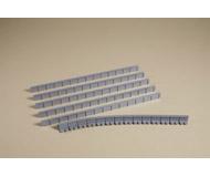 модель Auhagen 43587 Детали для создания перрона, 200х10 мм. 6 секций