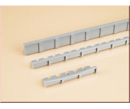 модель Auhagen 43588 Детали для создания перрона, 200х6 мм. 6 секций, 38х6 мм,6 секций