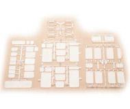 модель Auhagen 48251 Набор для остекления строений.