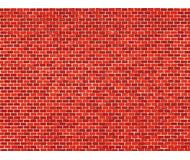 модель Auhagen 50104 Кирпичная стена, лист бумага 22х10см,5 шт.