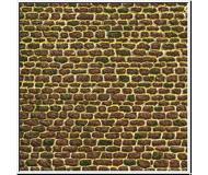 модель Auhagen 50502 Неровная каменная стена бумага 22х10см, лист, 1шт. НО/ТТ
