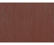 модель Auhagen 52220 Облицовочная панель из досок, коричневая, пластик 100х200мм. 2 шт.