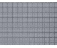 модель Auhagen 52221 Плитка, серая, пластик 100х200мм. 2 шт.