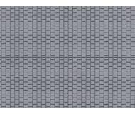 модель Auhagen 52223 Плитка тротуарная, серая, пластик 100х200мм. 2 шт.