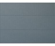 модель Auhagen 52431 Гофрированный стальной лист серого цвета. Модель подходит для масштабов H0 и TT.