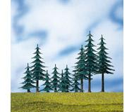 модель Auhagen 71936 Набор деревьев (ели, 10 шт)