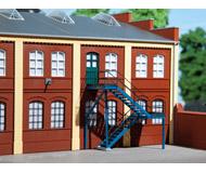 модель Auhagen 80101 Модульная система. Внешная лестница, 65x30x70 см.
