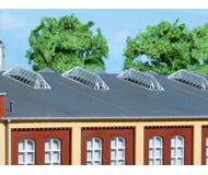 модель Auhagen 80203 Модульная система. Набор окон для крыш, 10шт. -13x34x8 мм,
