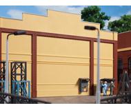 модель Auhagen 80613 Модульная система. Набор стены 2324E (4 шт.) 94x86 мм. Жёлтые