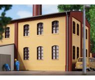 модель Auhagen 80614 Модульная система. Набор стены 2324F (4 шт.) 94x86 мм. Жёлтые