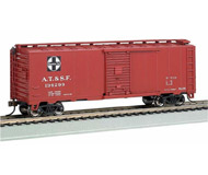 модель Bachmann 15001 40ft. Steam Era Box Car Santa Fe