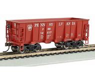 модель Bachmann 18605 Вагон для перевозки руды. Принадлежность Pennsylvania #14517 Tuscan Red