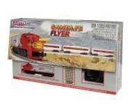 модель Bachmann 321 Santa Fe Flyer Train Set. Серия Williams