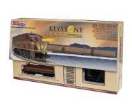 модель Bachmann 322 Keystone Express Train Set. Серия Williams. Pennsylvania Railroad