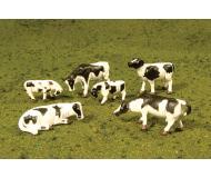 модель Bachmann 33103 Серия SceneScapes. Animals - Коровы. Упаковка 6 шт