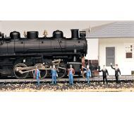 модель Bachmann 42333 Железнодорожный персонал Упаковка 6 шт