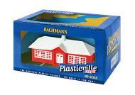 модель Bachmann 45011 Серия Plasticville. Полностью собранное здание. School House