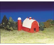 модель Bachmann 45151 Серия Plasticville. Набор для сборки (KIT) - Barn. Размер 6.4 x 9см
