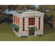 модель Bachmann 45311 Серия Plasticville. Полностью собранное здание. Bank