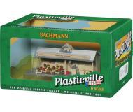 модель Bachmann 45314 Серия Plasticville. Полностью собранное здание. Roadside Stand
