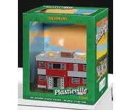 модель Bachmann 45315 Серия Plasticville. Полностью собранное здание. Apartment Building