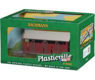 модель Bachmann 45317 Серия Plasticville. Полностью собранное здание. Covered Bridge