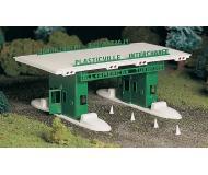 модель Bachmann 45601 Серия Plasticville. Набор для сборки (KIT) Turnpike Interchange