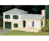 модель Bachmann 45607 Серия Plasticville. Набор для сборки (KIT) Two-Story Split-Level House