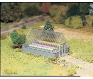 модель Bachmann 45615 Серия Plasticville. Набор для сборки (KIT) Greenhouse w/Flowers
