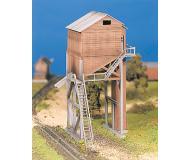 модель Bachmann 45979 Серия Plasticville. Набор для сборки (KIT) Coaling Tower