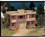 модель Bachmann 45980 Серия Plasticville. Набор для сборки (KIT) Apartment Building